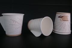 Ποτήρια μιας χρήσης με logo